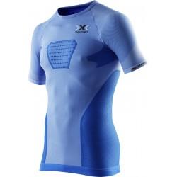 X-Bionic speed evo shirt blå Men